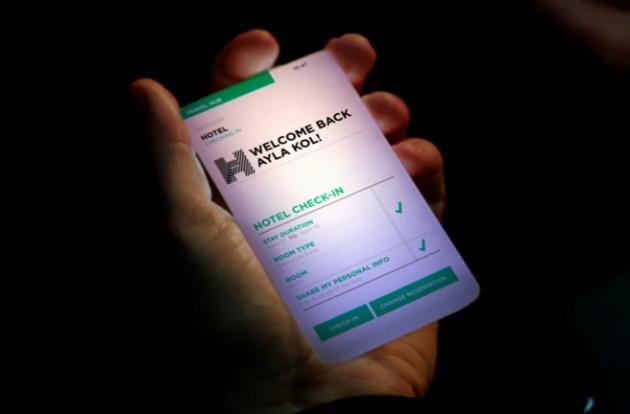 El futuro de los smartphones según Microsoft (VIDEO)