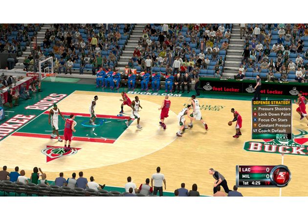 NBA 2K12, más allá de la simulación