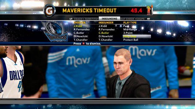 NBA 2K12, más allá de la simulación 29