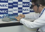 NEC HMD Tele Scouter