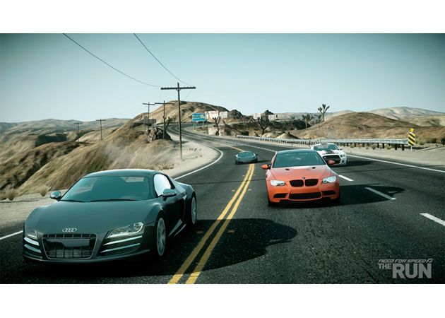 Need for Speed: The Run, espectacular vídeo