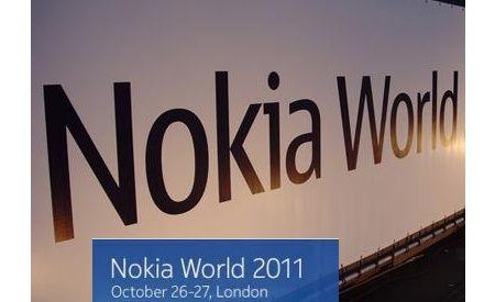 Nokia World 2011 -26 y 27 de octubre-