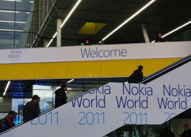 Nokia World 2011 -keynote 26 octubre- en directo