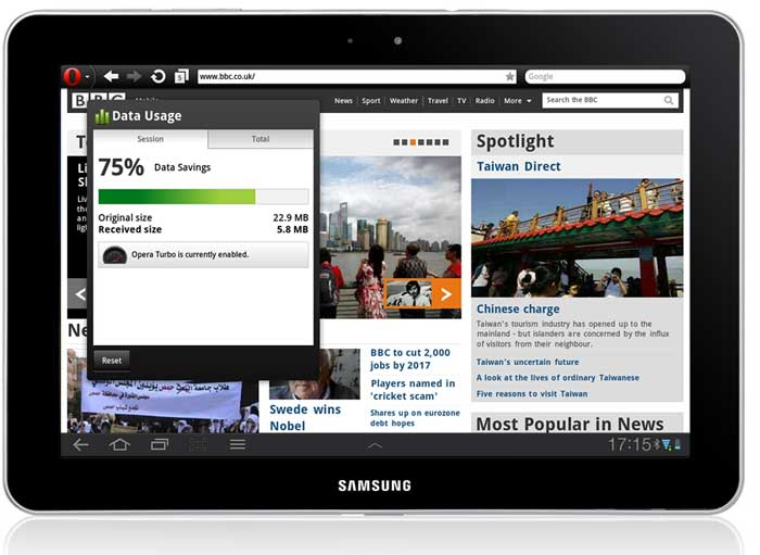 UpNorthWeb 2011, el futuro de la Web según Opera Software