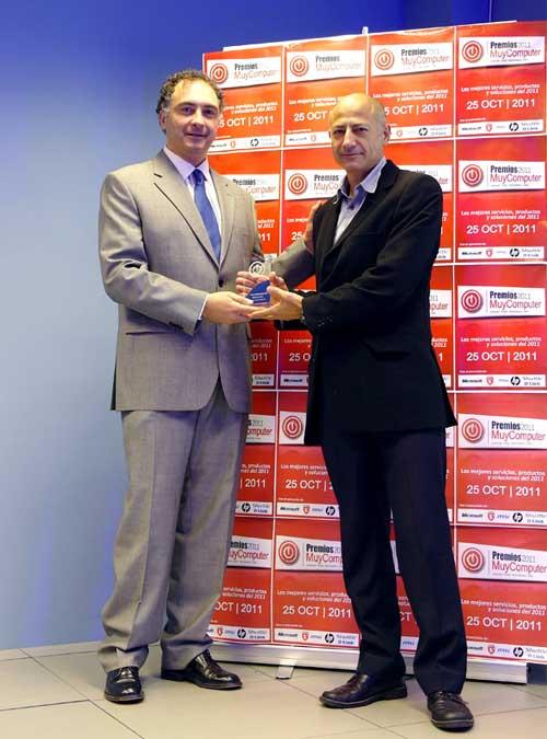 premiosMC 03 miquelbada Fiesta de entrega de los Premios MuyComputer 2011