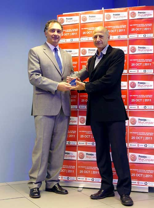Miquel Bada, Premios MuyComputer 2011