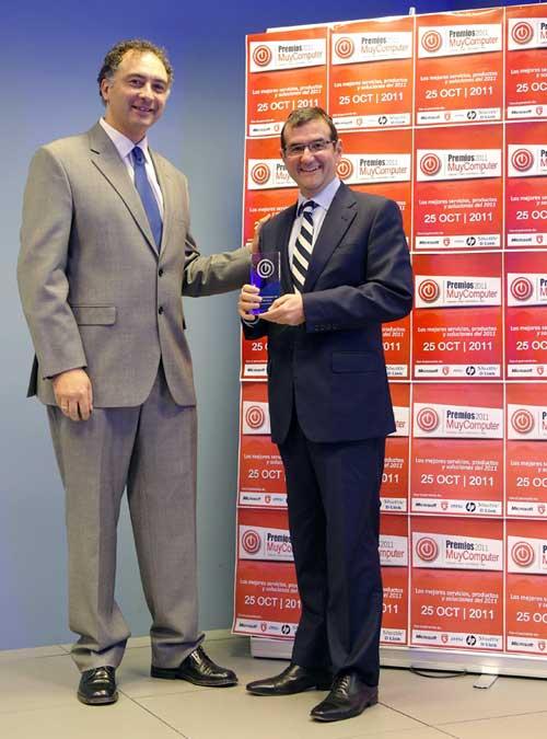 premiosMC 04 francisco hortiguela Fiesta de entrega de los Premios MuyComputer 2011