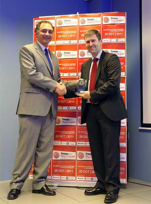 premiosMC 0 carlosiglesia Fiesta de entrega de los Premios MuyComputer 2011