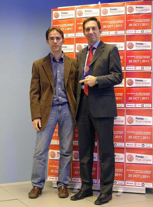 Francesc Fajula, Premios MuyComputer 2011