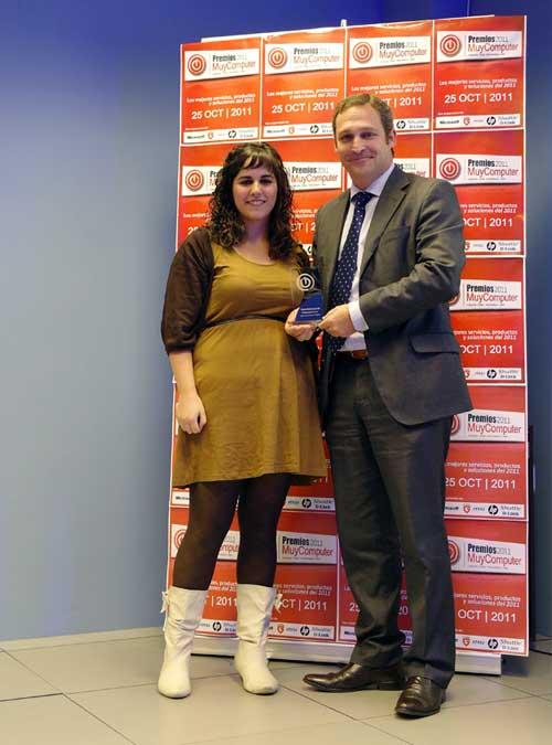 premiosMC 17 alfonsoandres Fiesta de entrega de los Premios MuyComputer 2011
