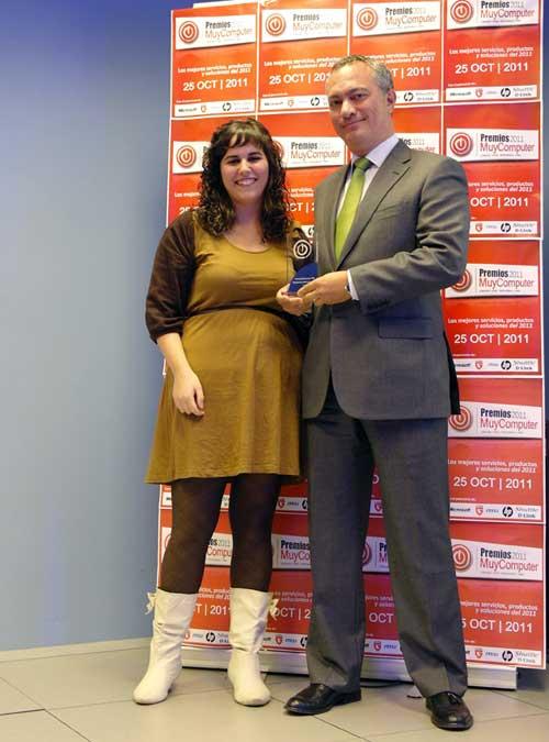 Tomás Juarez, Premios MuyComputer 2011