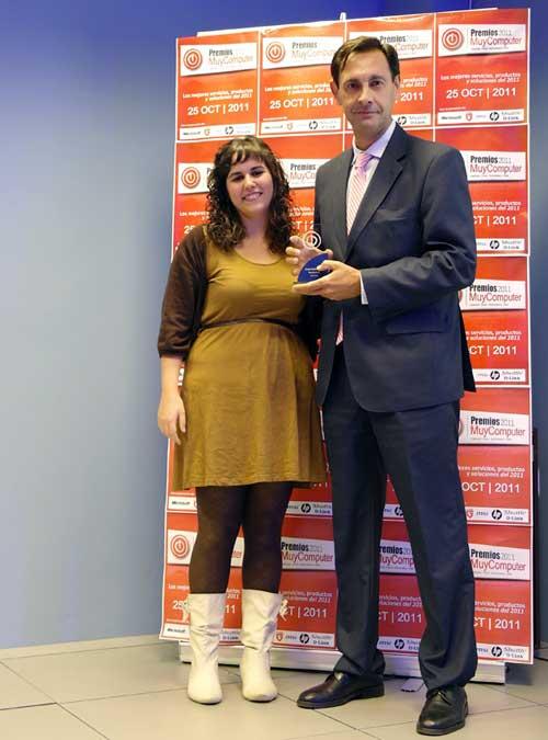 premiosMC 19 santiagomendez Fiesta de entrega de los Premios MuyComputer 2011