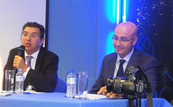 Fernando Claver y Javier Pérez Cortjio, Premios MuyComputer 2011