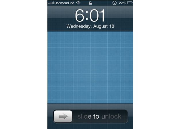 "Apple recibe la patente del desbloqueo móvil ""Slide to unlock"""