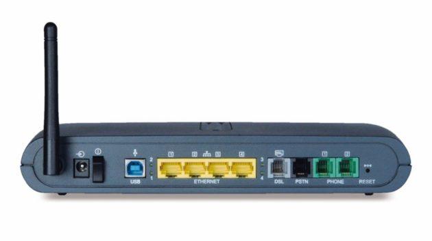 thomson st780 adsl router two fxs sip 630x351 Cómo pagar menos por tu ADSL