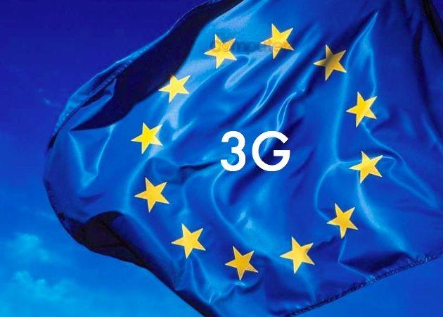 Se aprueba la utilización de 3G sobre la banda de 800 MHz en enero de 2013