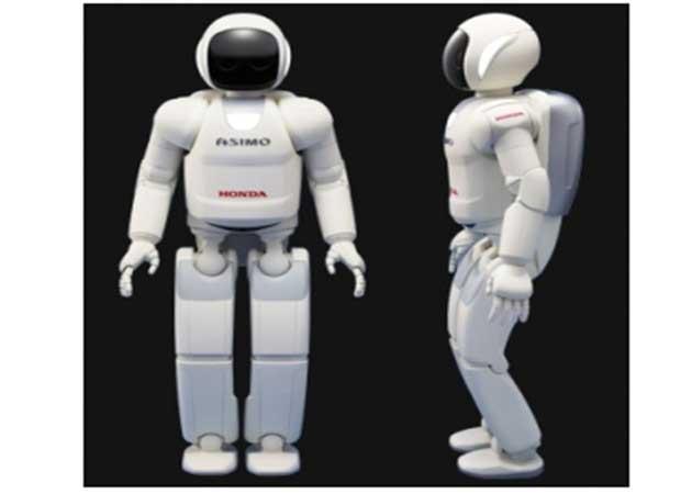 Robot Humanoide Honda Honda Mejora el Robot