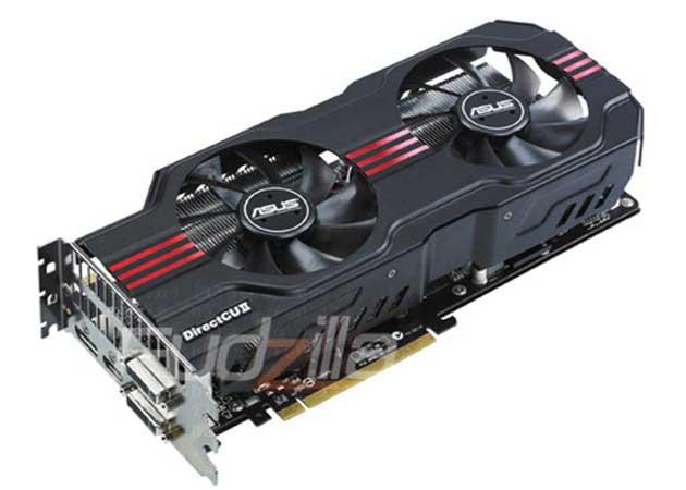ASUS muestra la nueva gráfica GeForce GTX 560 TI 448