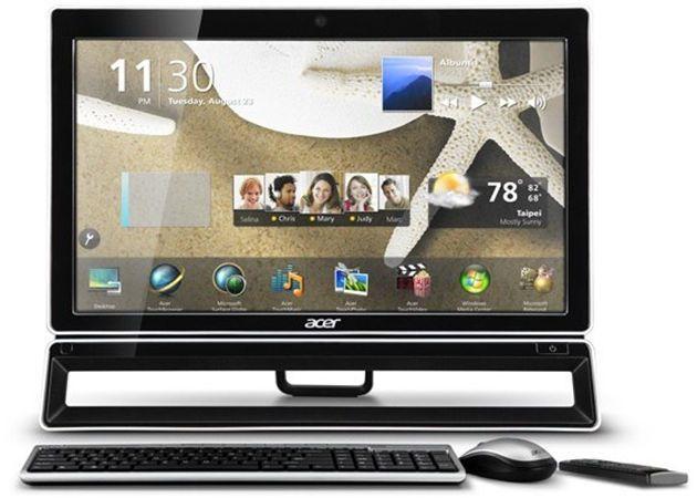 Acer presenta cuatro nuevos 'todo en uno' series AZ y Veriton 30