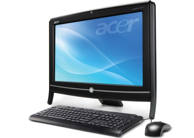 Acer presenta cuatro nuevos 'todo en uno' series AZ y Veriton 31