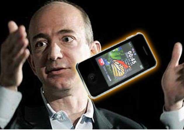 Amazon prepara un Kindle Phone barato con Android