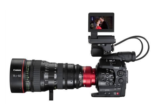 Canon Cinema EOS C300, primera videocámara para cine de Canon