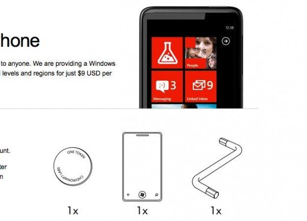 Llega el jailbreak a Windows Phone, ChevronWP7 Labs