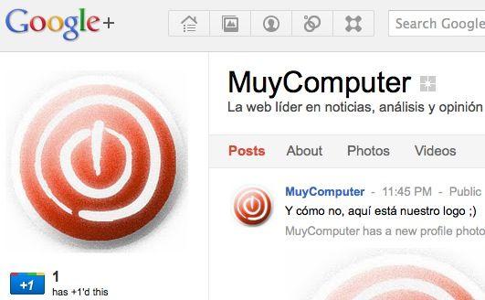 MuyComputer en Google+
