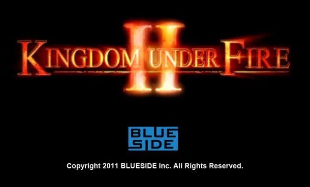 Tráiler y vídeos del MMORPG Kingdom Under Fire II en acción (VIDEO)