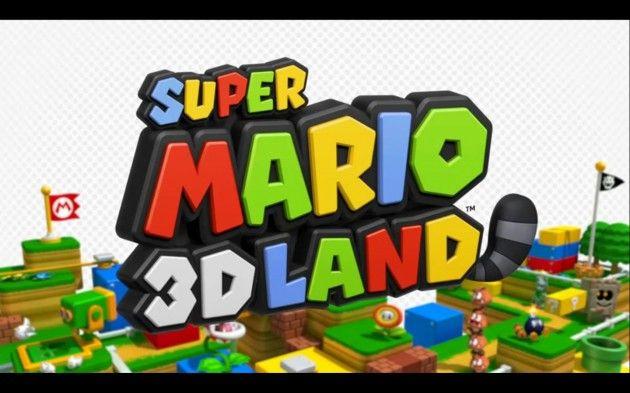 Tráiler de Super Mario 3D Land para Nintendo 3DS