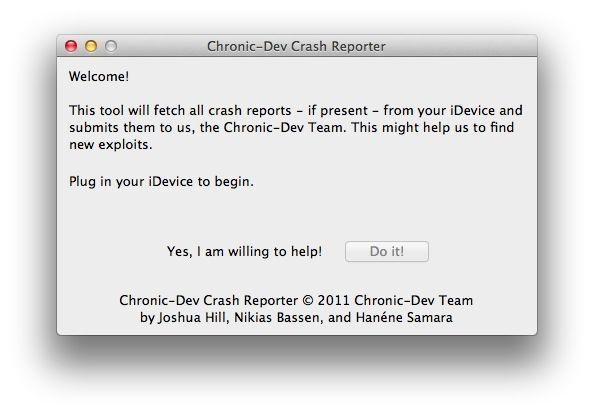 Chronic Dev Team apuesta por la búsqueda social de exploits para jailbreak