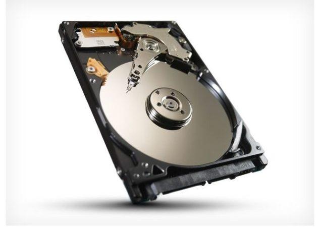 Seagate Momentus XT, disco duro híbrido de 750 Gbytes