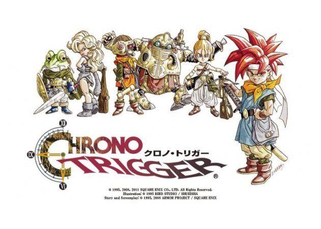 Chrono Trigger llegará a iPhone el mes que viene