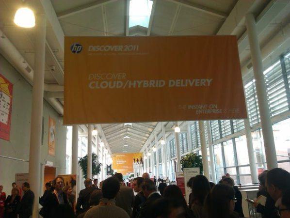 HP Discover 2011, llegan las compañías Instant-on