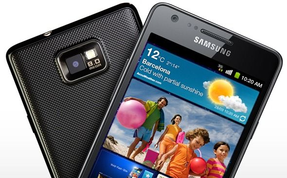 Anuncio de Samsung Galaxy SII arremete contra iPhone (VIDEO)