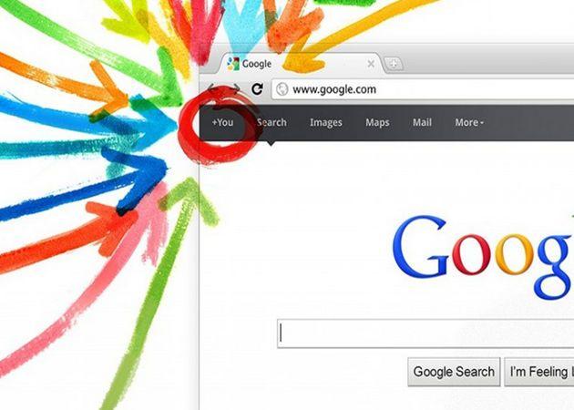 Google estrena barra de navegación, más social y unificada que nunca