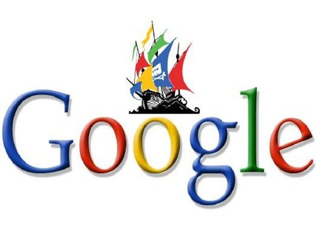 Google amplía la lista negra de portales P2P y servicios de almacenamiento