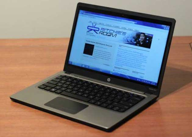 HP Folio en diciembre, ultrabook para intentar frenar al MacBook Air