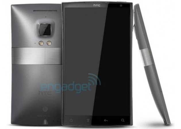 HTC Zeta filtrado, una bestia 4X a 2,5 GHz con Android 4.0