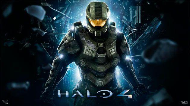 Halo 4 saldrá en Xbox 360