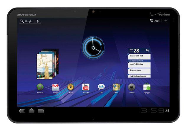 Motorola Xoom 2, disponible en navidades desde 399 euros