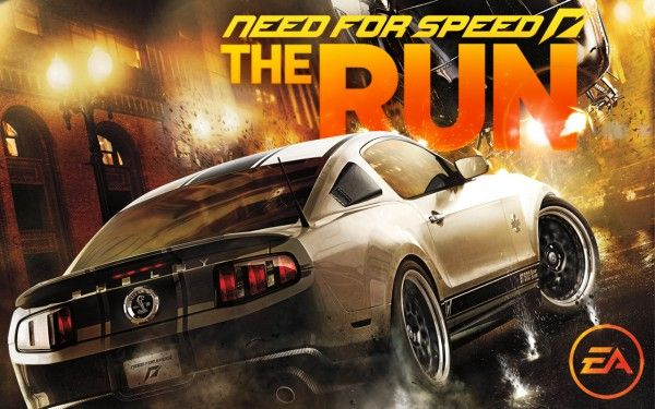 Need for Speed The Run, a la venta