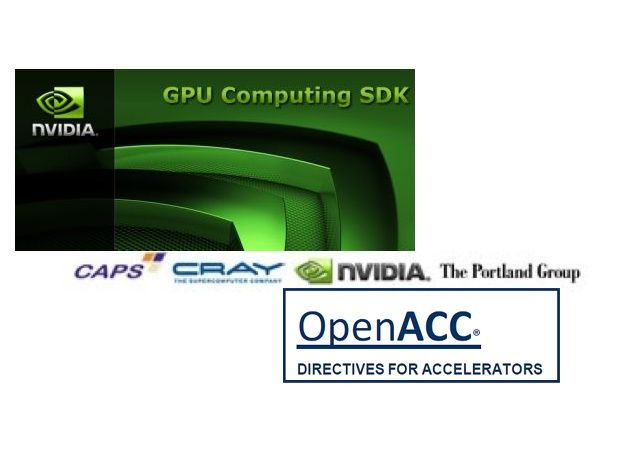 OpenACC, nuevo estándar para computación paralela