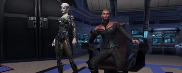 Star Trek Online será gratuito a partir del 17 de enero