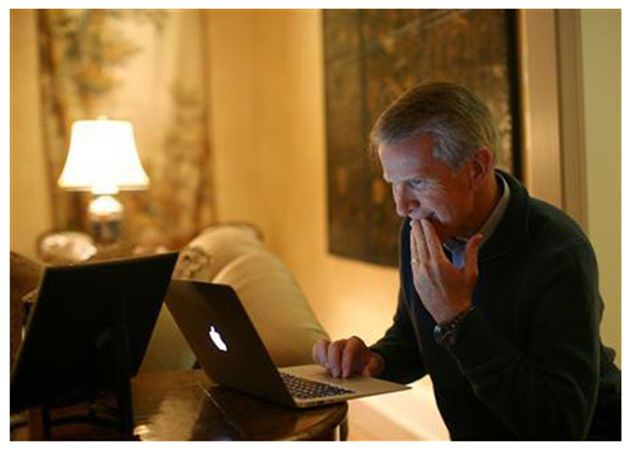 El presidente ejecutivo de HP usa en casa un MacBook Air