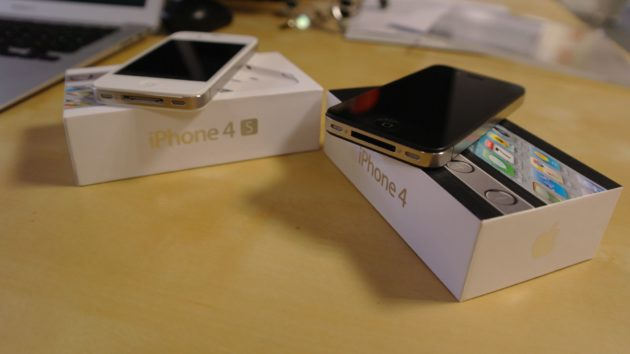 Test rendimiento CPU / GPU: iPhone 4s vs iPhone 4 vs iPhone 3GS