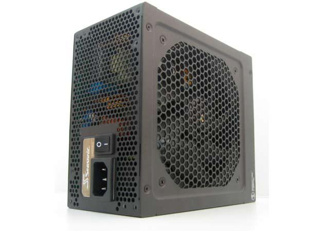 Seasonic X-Series 560W, potencia silenciosa
