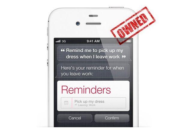 Crackean el protocolo de Siri, se vislumbran aplicaciones y usos no iPhone 4S