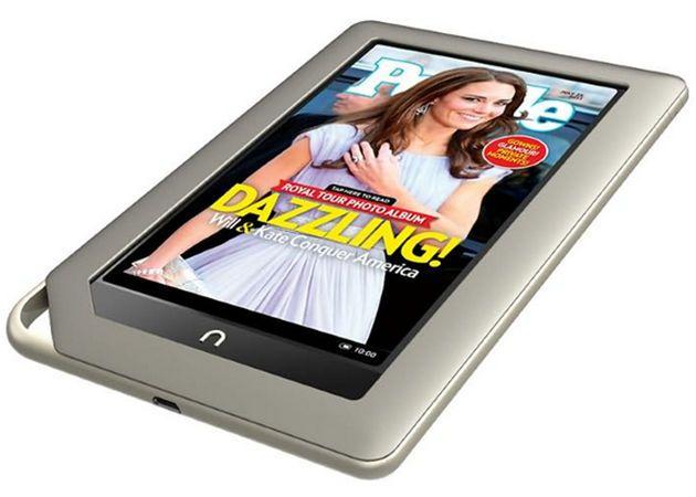 Barnes & Noble presenta el tablet Nook con Android, a la venta por 249 dólares