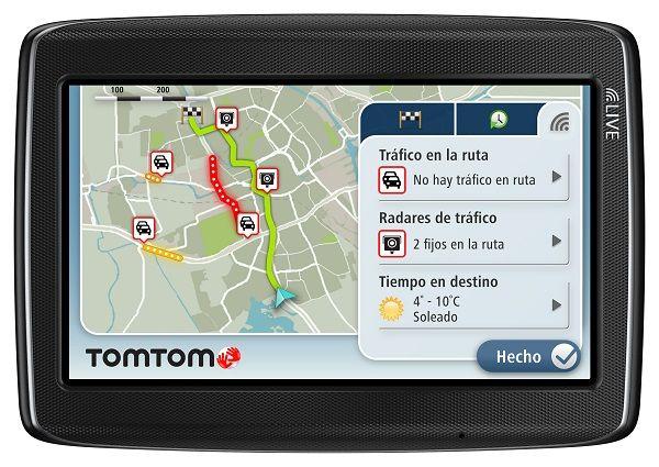 TomTom presenta su manifiesto de tráfico con un microatasco 32